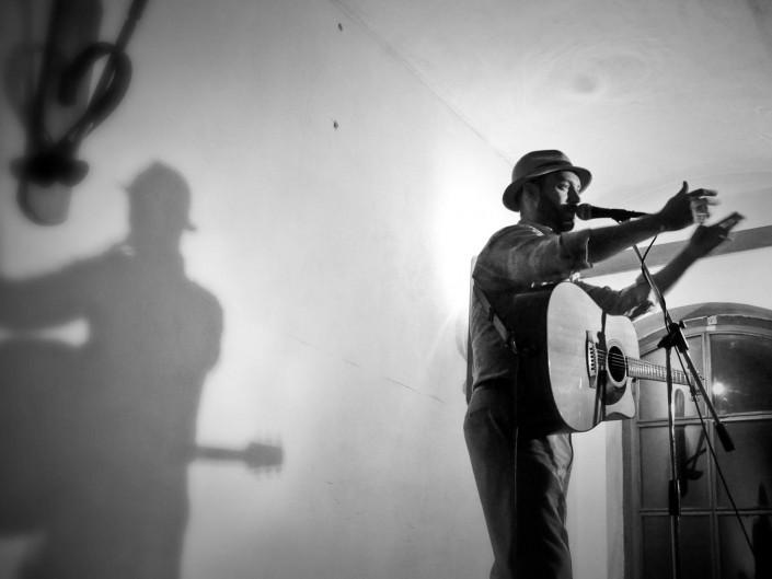 Koncert – Alasdair Bouch