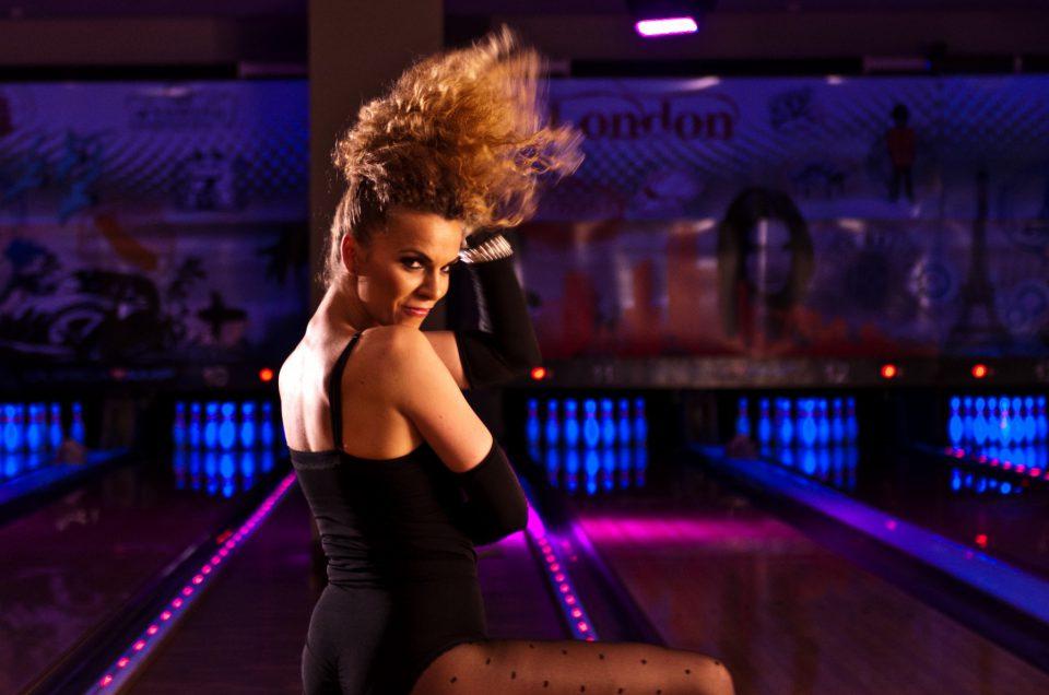 Natáčení klipu – Flirt dance