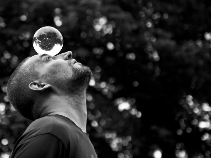 Rendolf – kontaktní žonglér
