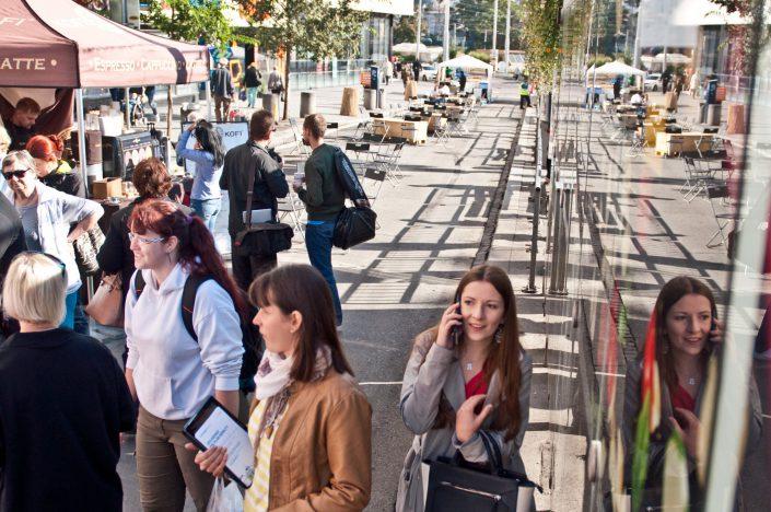 Městské zásahy - Hlavas bez aut