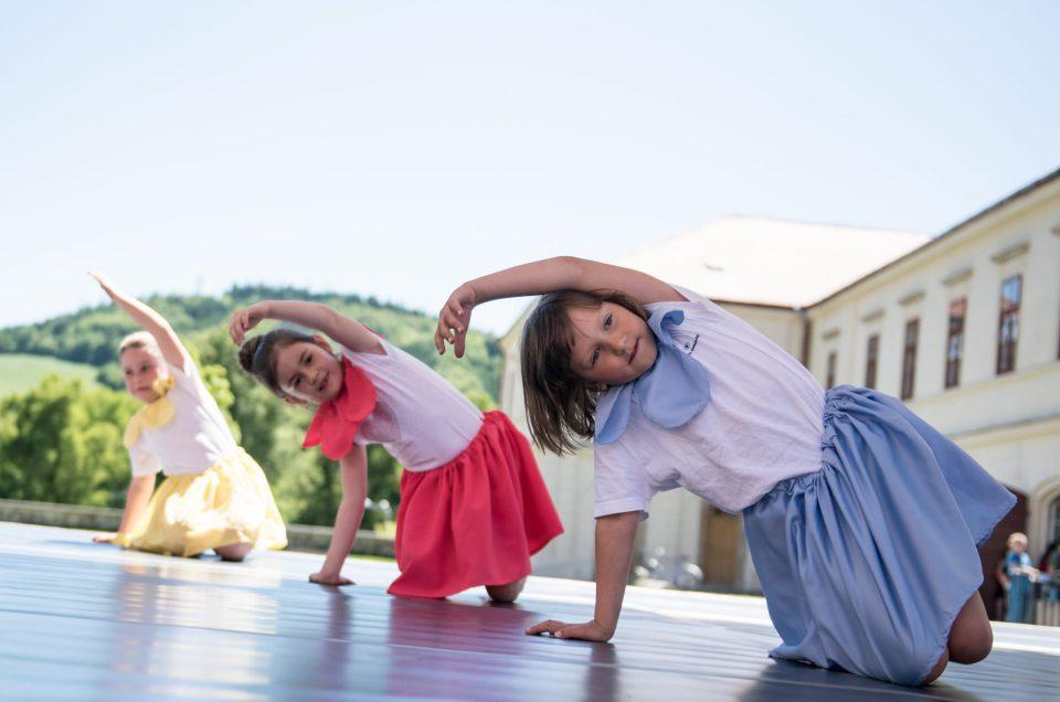 ZUŠ Moravská Třebová – Taneční vystoupení